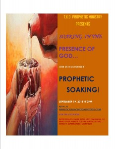 Soaking Flyer 13