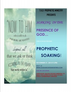 Soaking Flyer 15